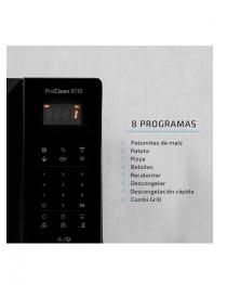 Microondas 23L con Grill ProClean 6110