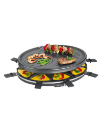 Raclette Grill para 8 Personas