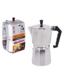 Cafetera de aluminio tradicional 9 Dosis