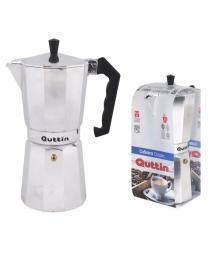 Cafetera Aluminio 9 Dosis